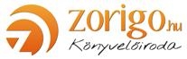 16. kerületi Zorigo könyvelőiroda logó